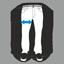 Szerokość nogawki w udzie
