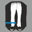 Szerokość nogawki w kostce
