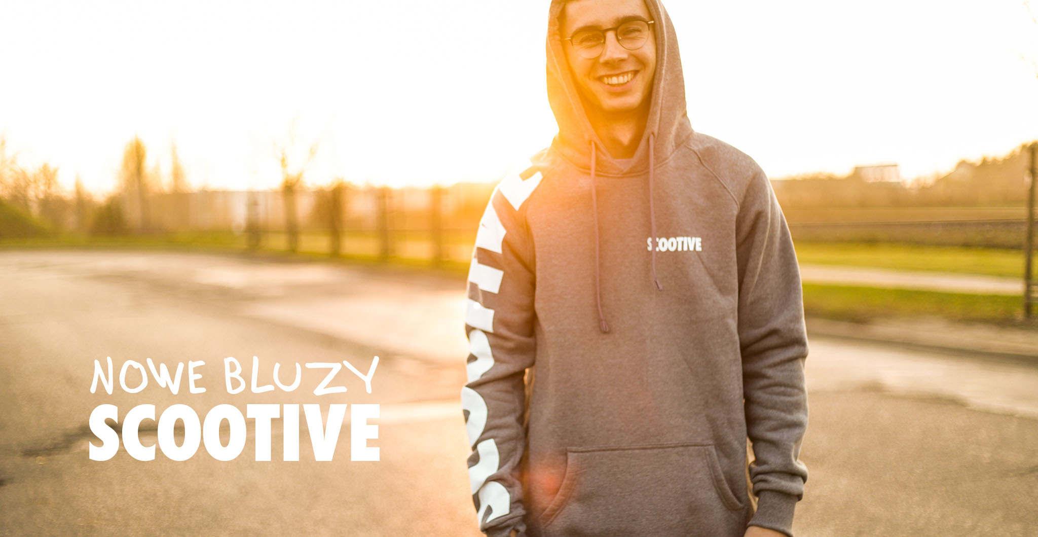 Scootive News: Nowe bluzy Scootive