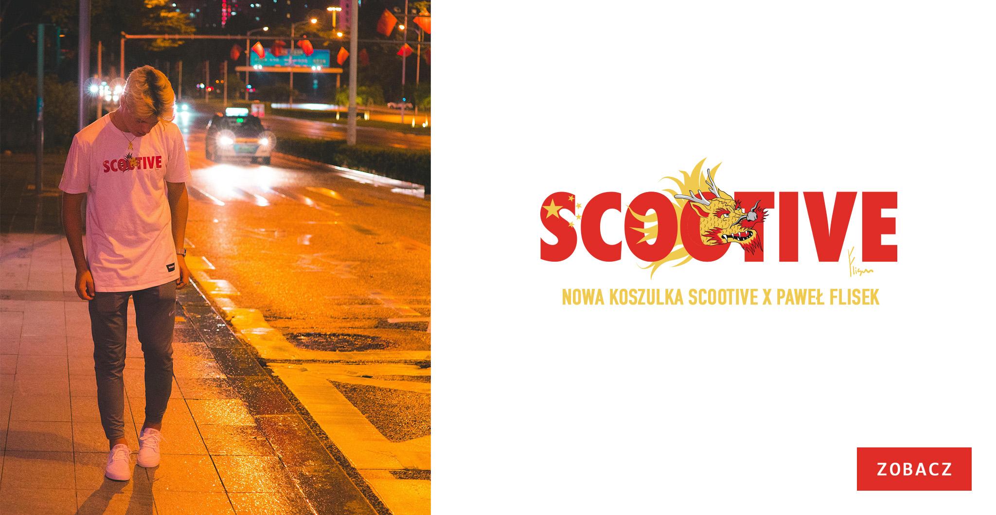 Scootive News: CHINA x FLISEK