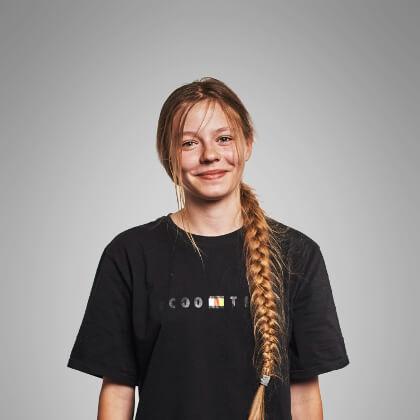 Scootive Friend: Lena Zięba