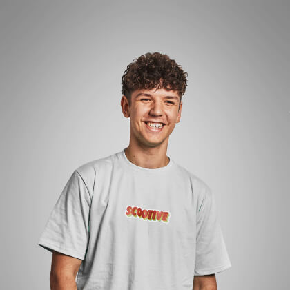 Scootive Friend: Mateusz Rojek