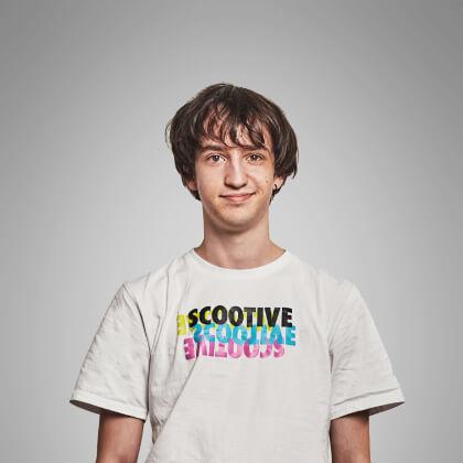 Scootive Friend: Max Gawron