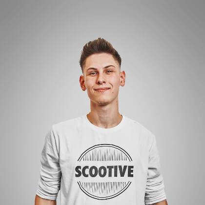 Scootive Friend: Michał Obiedziński